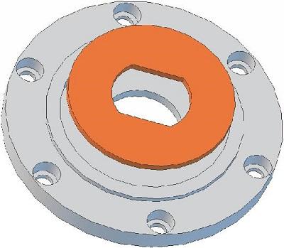 Rolovací kroužek 186 (186a)