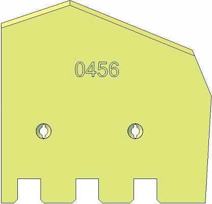 Radlice pravá Grimme 089.00456