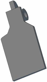 Palec radlice 001.00248 L Grimme