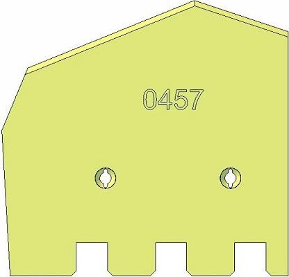 Radlice levá Grimme 089.00457