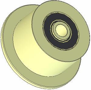 Kladka ocelová Ropa 252006
