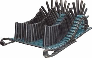 Dopravník pro rozbíjení hrud SE 75/85-55